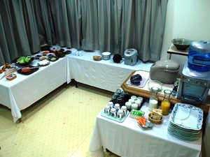 【ペット同伴OK】朝食は和洋プチバイキング★リーズナブルに泊まろう♪[朝食付]