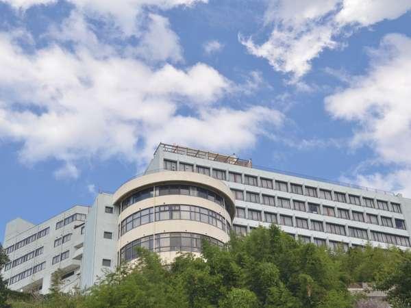 ホテル長崎の外観