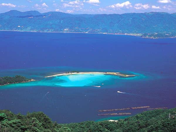 コールドブルーの水島です。夏は海水浴も楽しめます。