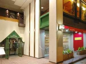 心斎橋・船場・宗右衛門町の格安ホテル 大阪富士屋ホテル