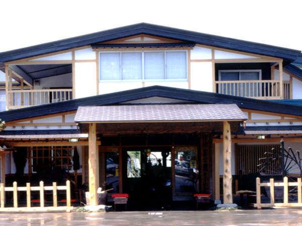 湯元 津軽富士見ランドホテルの外観