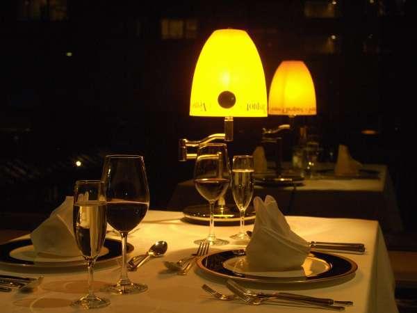 【コンチネンタルレストラン ラ・ベリエール】創作フレンチを雰囲気良く