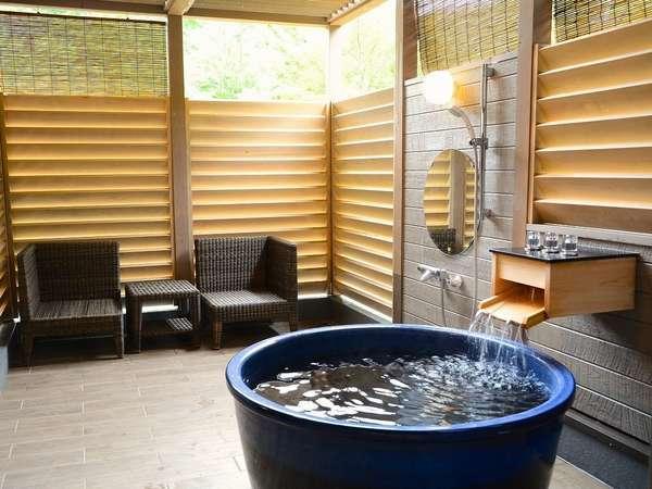 「森の中の露天風呂」付客室