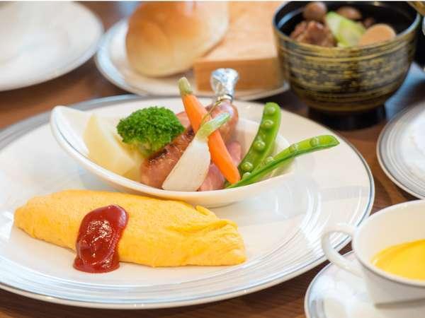 朝食 『洋食』