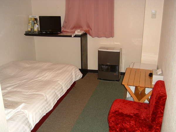 【現金精算】〓訳あり〓お値段重視 ・ お部屋は4階 ・ 古いタイプ ・ 素泊り洋室シングル