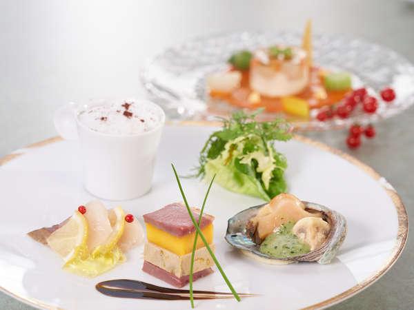 【グレードアップ】旅を彩る特典と極上のディナーを! 『プラチナステイ』