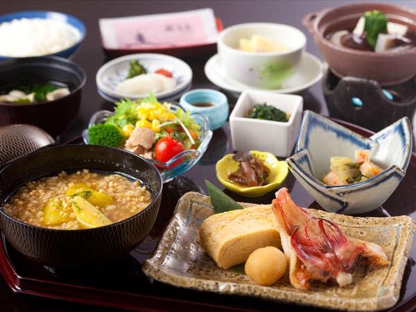 ☆シンプルスタイル[朝食付]☆大和の茶がゆ付朝ごはん☆