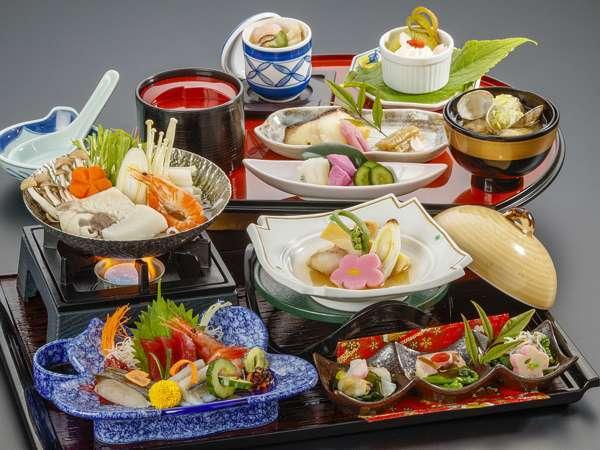 本膳料理 - 海鮮鍋