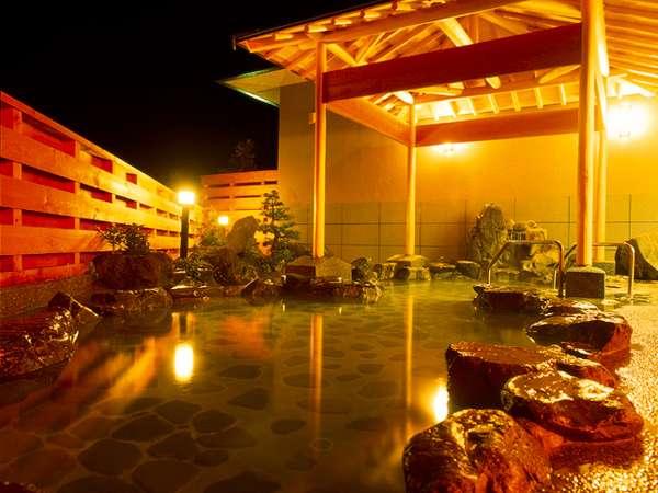 夕日ヶ浦温泉「美人の湯」無色透明でお肌ツルスベ♪