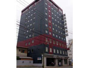 ホテルセントラルインの外観