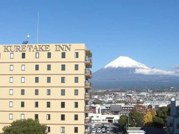 くれたけイン富士山