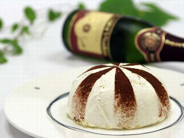 アル・ケッチァーノ特製!イタリアンケーキ付きプラン