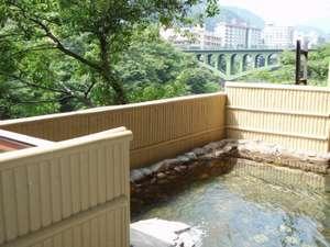 【絶景の湯】鬼怒川渓谷に面した絶景露天風呂
