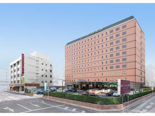 岡山シティホテル桑田町