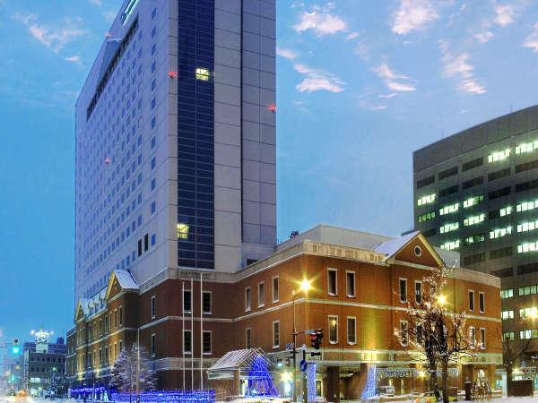星野リゾート 旭川グランドホテル