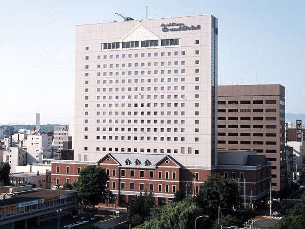 旭川グランドホテル(10月1日より:星野リゾート 旭川グランドホテル)