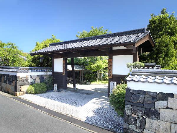 萩城三の丸 北門屋敷