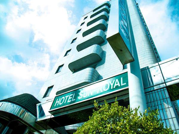 ホテル サンロイヤル宇都宮