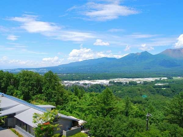 オナーズヒル軽井沢 ~ホテル&貸別荘~の外観