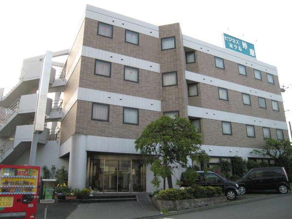 ビジネスホテル妙摩の外観