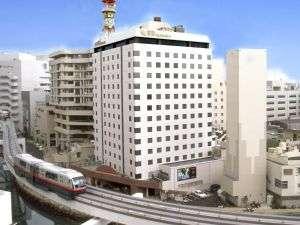 ホテルサン沖縄の外観