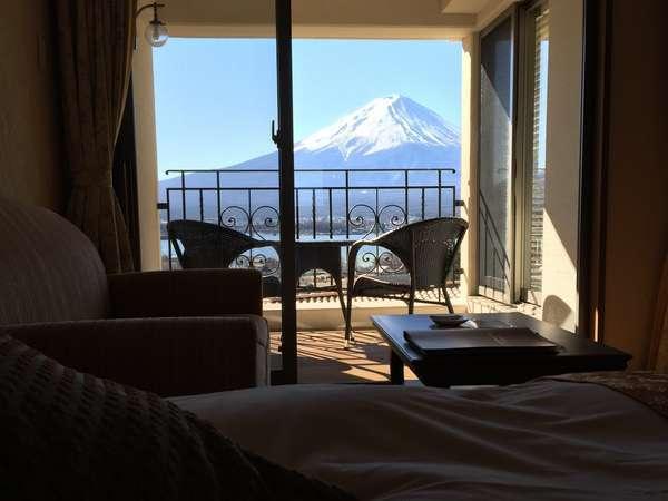 """【高層階確約】1日3室限定 日本の誇る""""富士山""""の雄姿を望む 〜 The Best of LaVista Stay 〜"""