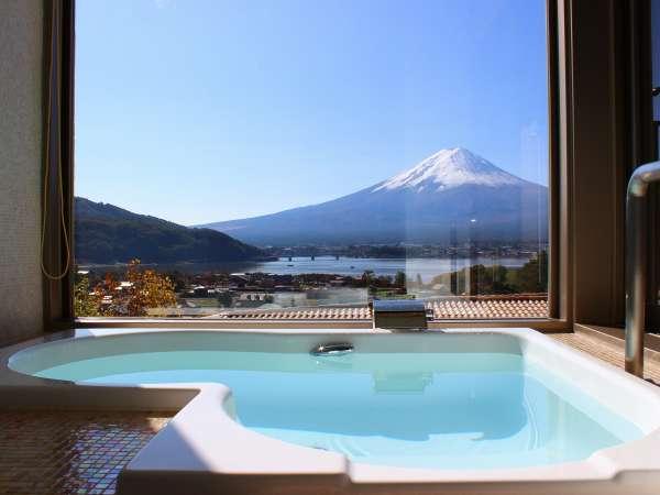 【2大特典付】ゆったり最大22時間ロングSTAY☆富士山の見える部屋確約♪