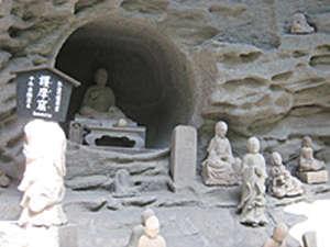 【上質な大人旅】鋸山日本寺巡り&露天風呂(拝観ペットも同伴 可)