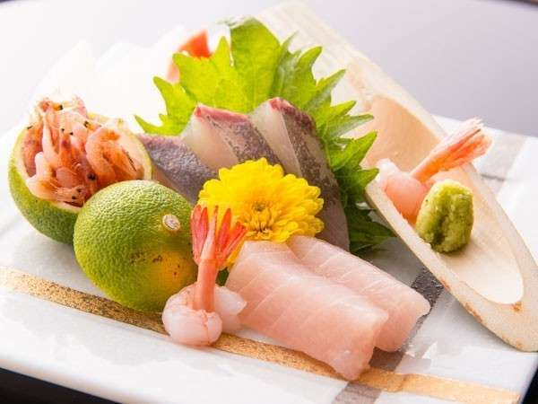 NEW【美味しいお魚メイン】旬の味覚たっぷり♪料理長日替わり厳選お魚お料理懐石プラン
