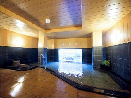 大浴場『旅人の湯』ご利用時間<15:00-2:00、5:00-10:00>