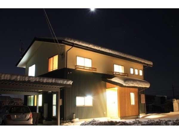 志賀高原山麓・信州中野 小さな旅の宿 ゲストハウスかのか