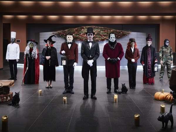 THE HALLOWEEN HOTEL2021