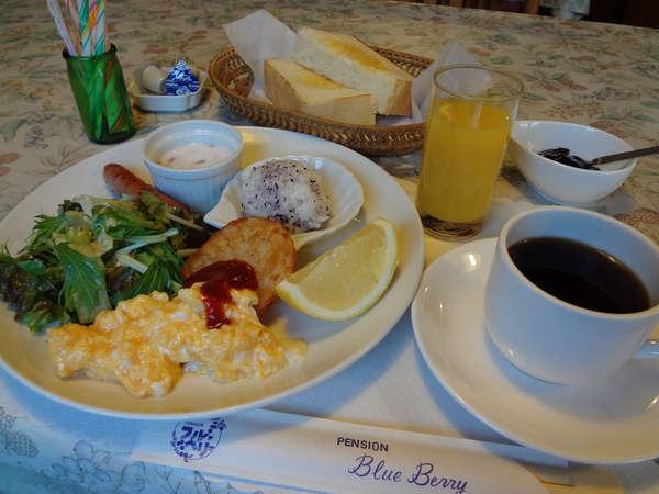 食べ応えのある朝食付プラン♪(谷川岳星空鑑賞会・ラフティング等も対応可)