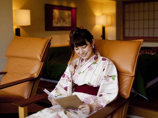 【連泊割】連泊して奈良を満喫♪うれしい選べる夕食♪女性にうれしい色浴衣貸出特典付♪