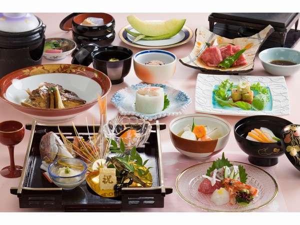 【記念日】思い出を和風旅館でつくる!誕生日・結婚記念日などのお祝いに♪ご夕食時にグラスワイン特典付♪