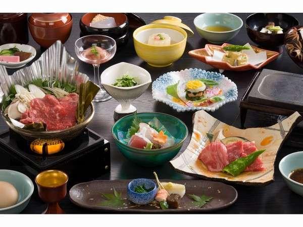 【じゃらん限定】嬉しい選べる夕食◎+さらにお一人様1080円オフ+さらに特典付