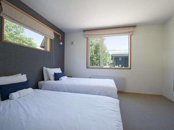 3LDK寝室(一例)