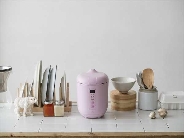 【選べる炊き込みご飯付】神明キッチンコラボ☆カラフルな炊飯器poddiで時短ごはん♪