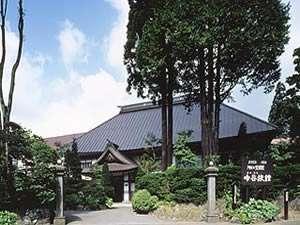 中谷旅館の外観
