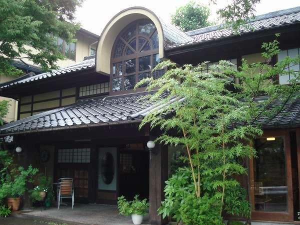 榎屋旅館の外観
