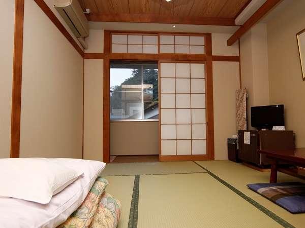 和室で気ままにのんびり、素泊まりお手軽プラン 【現金特価】