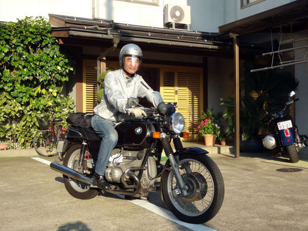 屋根付駐車場つき、バイクツーリングを満喫 2食付プラン(ドリンク1杯無料☆)