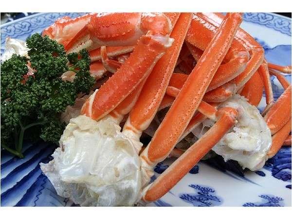 福井で人気の「ズボガニ(水ガニ)」満喫、2食付きプラン♪