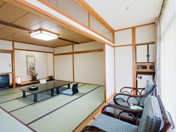 ■和室/人数にあわせてお部屋を準備。
