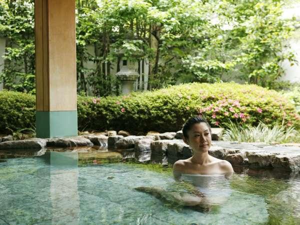 ■露天風呂/庭園を楽しめる露天風呂