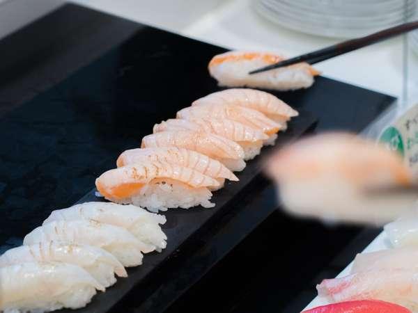 ■夕食(ハ゛イキンク゛)/≪あぶり寿司≫香ばしさがプラスされて旨さUP!