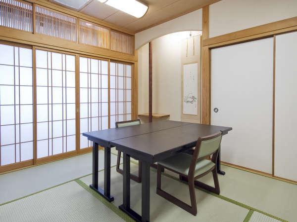 ■個室食事処/椅子席でご用意