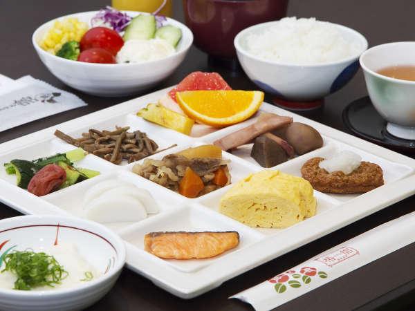 ■朝食/和食派も大満足のメニューがたっぷり!