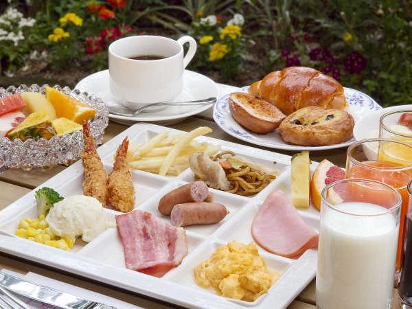 ■朝食/洋食派も納得のお料理がそろいます!