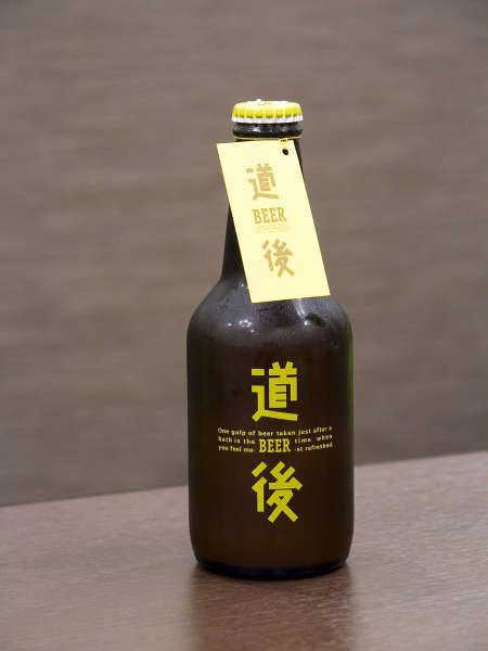 ■地酒/水口酒造の地ビールはお食事の際にご注文頂けます(別料金)